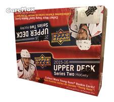 2015-16 Upper Deck Series 2 Hockey Retail Box