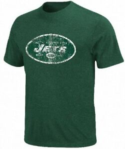 8b5c4476 Details about New York Jets Vintage Logo 3 Short Sleeve T Shirt by VF