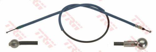 GCH127 TRW Cable parking brake Rear Left