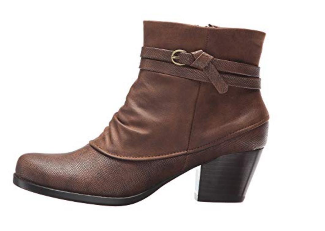 NEW BARE TRAPS BARETRAPS RAMBLER BROWN BOOTIES ANKLE Stiefel BOOTIES BROWN Damenschuhe 7.5 e9ec08