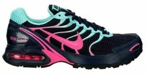 Nike Air Max Torch 4 Women's Running Training Shoes Size 10 Navy Pink Blast