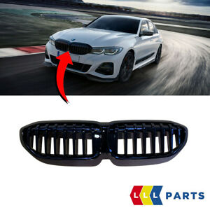 Nuevo-Genuino-BMW-3-Series-G20-delantero-central-Parrilla-Shadow-Line-51138072085