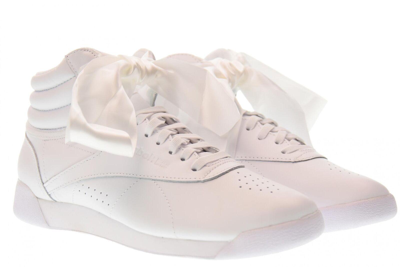 Reebok Femmes Haute Chaussures De Sport cm8903 F S Bonjour-Satin-coude p18g
