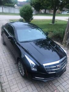2018 Cadillac ATS Luxury Turbo AWD