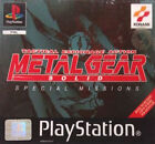 Metal Gear Solid: Special Missions (Sony PlayStation 1, 1999) - European Version
