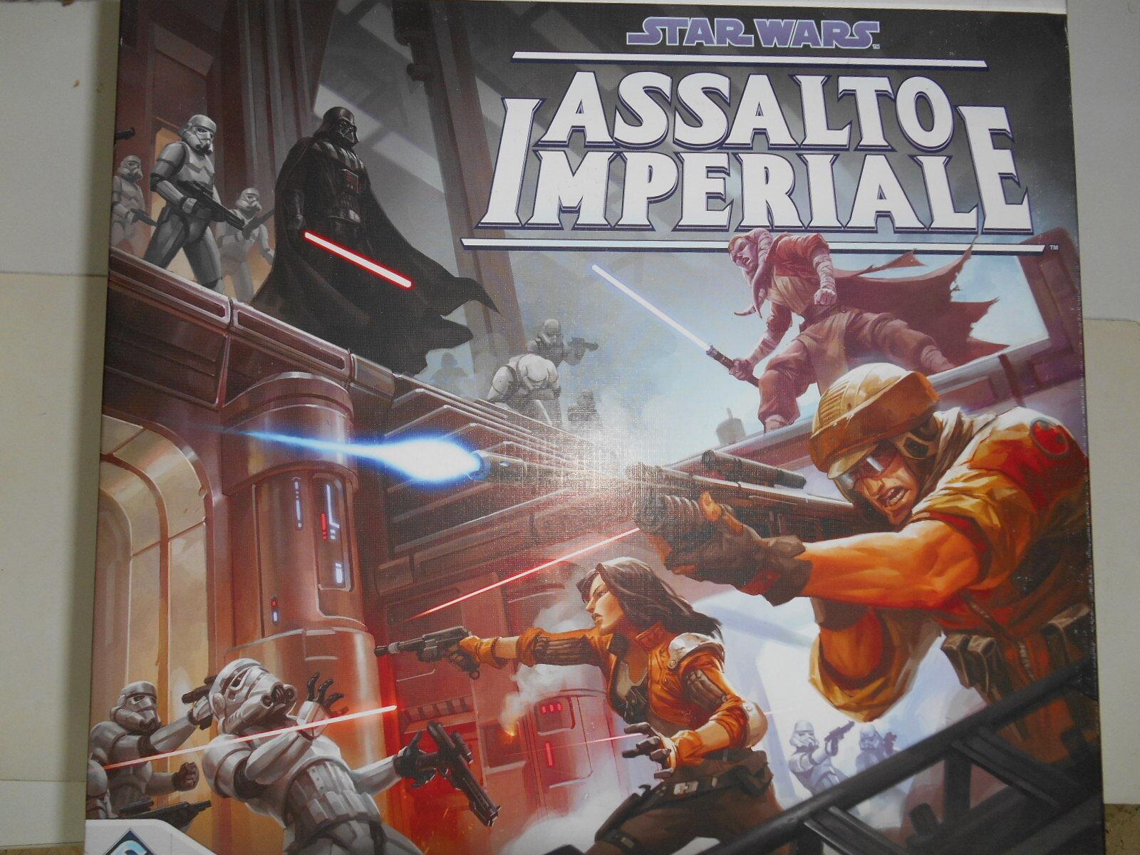 STAR WARS ASSALTO IMPERIALE EDIZIONE ITALIANA - ASTERION PRESS