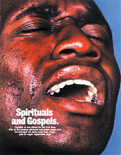 Spirituals & Gospels Learn to Play Piano Vocal EASY Organ Music Book