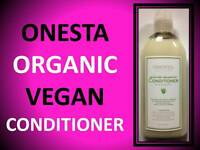 Onesta Organic Moisture Balancing Conditioner / Dry Damaged Hair Color Safe 8 Oz