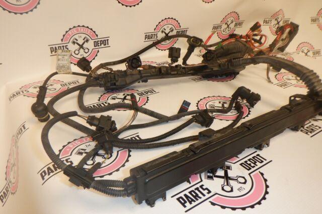 BMW N52 328 Ignition Wiring Harness for sale online   eBay   Spark Plug Wiring Harness      eBay