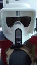 Star Wars Scout Trooper Deluxe Collector Helmet 1:1 Scale