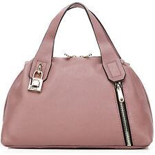 """Thompson Luxury Bags """"Angelina"""" altrosa Rind-Leder Tasche Handtasche - UVP 249 €"""