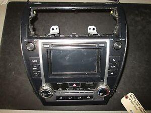 Image Is Loading 12 13 Toyota Camry Cd Player Radio Display