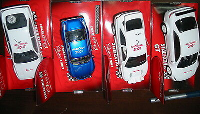 Precise Qq Escort Sierra Honda Alpine National 2007 1/24 Dream Slot Modell Slot G.a.s.s Kinderrennbahnen