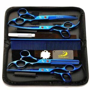 7-034-Salon-Hair-Scissors-Set-Barber-Hair-Cutting-Shears-Hairdressing-Styling-Kit
