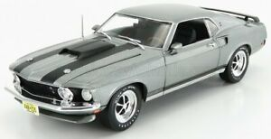 HIGHWAY61 1/18 FORD USA | MUSTANG BOSS 429 COUPE 1969 - JOHN WICK MOVIE I | G...