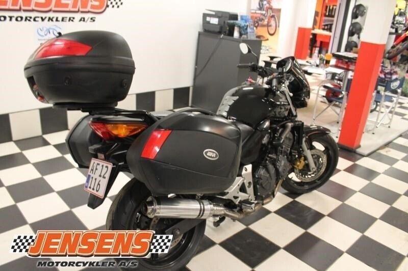 Honda, CBF 600, ccm 600