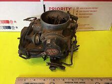 GM, or other old car, carburetor, AY-1;    used.   Item:  6682