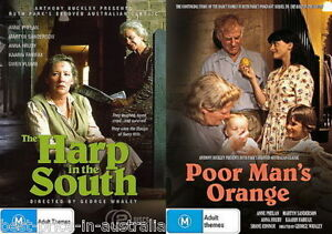 The-Harp-In-The-South-Poor-Man-039-s-Orange-NEW-DVD-TV-MINI-SERIES-AUSTRALIAN-R4