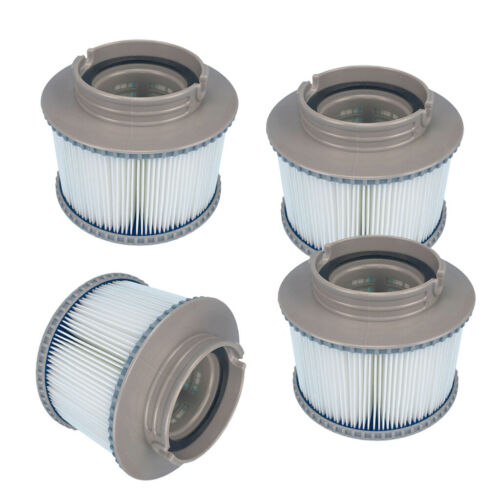 4x MSPA-Wasserfilterpatrone Filterpatronen Sieb Whirlpool Pool Für MSPA FD2089