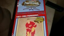 2006 TRISTAR HIDDEN TREASURES HOCKEY CHASE CARD BOX 1951-52 PARKHURST-1 AUTO-BOX