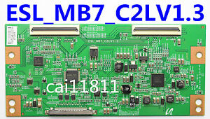 SONY-KDL-40EX520-KLD-40EX521-T-CON-BOARD-ESL-MB7-C2LV1-3-For-LTY400HM08-FOR40-034-TV