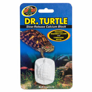Zoo Med Turtle Feeder, Dock et Dr / Bone Blocks pour tous les Terrapins