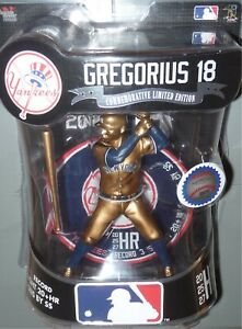 "DIDI GREGORIUS New York Yankees 6/"" Imports Dragon Baseball Figure Toy DMG PKG"