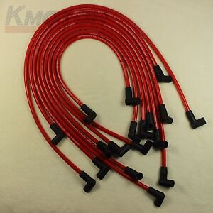 Details about High Performance Spark Plug Wire Set HEI SBC BBC 350 383 454  Electronic 10 5 MM