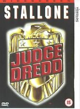 Judge Dredd 1999 Sylvester Stallone, Diane Lane, Armand NEW & SEALED UK R2 DVD