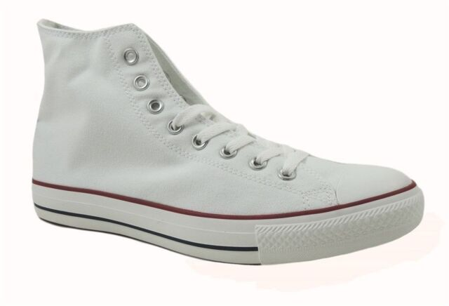e8b8c69e5c67e Converse All Star Canvals Optical White Hi Men Size M7650 Shoes Chuck Taylor