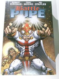 BATTLE-POPE-Gesamtausgabe-Cross-Cult-432-Seiten-Hardcover-NEUWARE