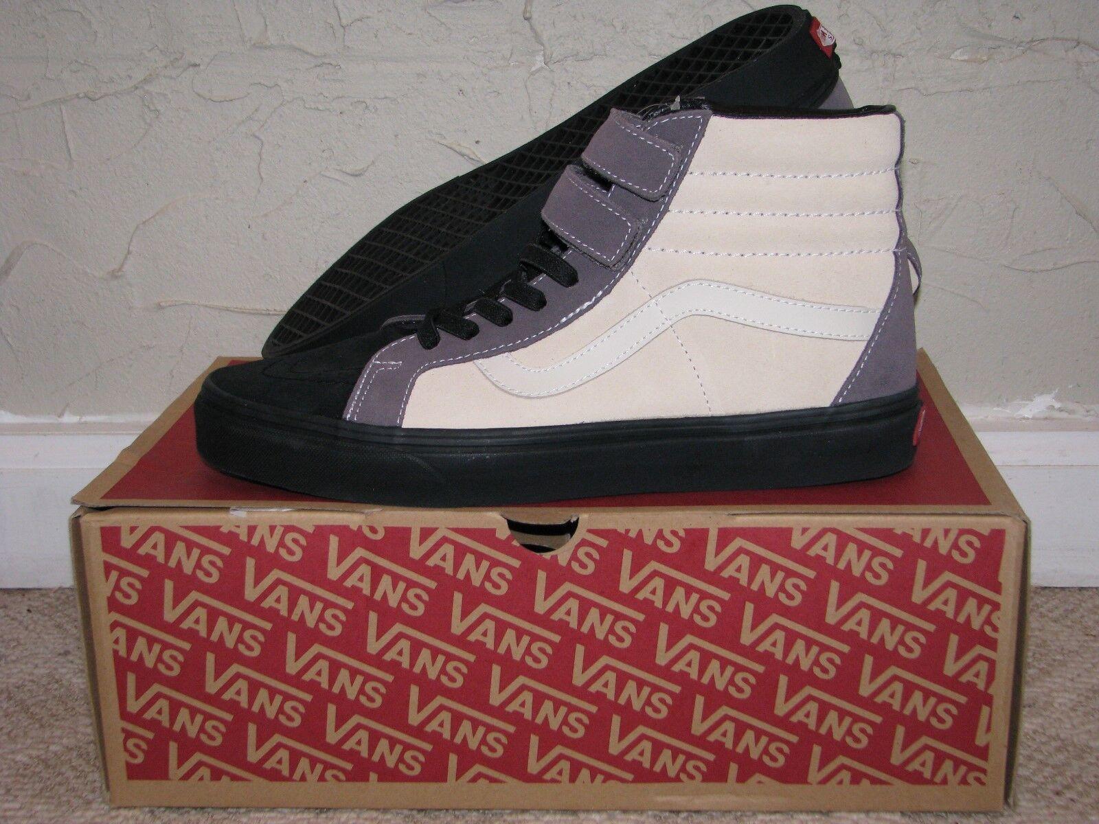 UO x Vans SK8 Hi Reissue V Suede Tan Men's Size 10 DS NEW Skate Skateboard BMX