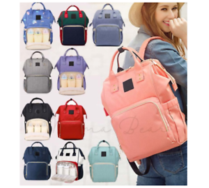 Multifunction-Nappy-Bag-Mommy-Diaper-Backpack