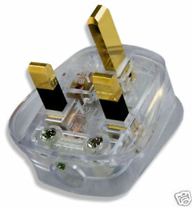 Audio-Friendly-Slow-buffer-POLISHED-Clear-plastic-plug