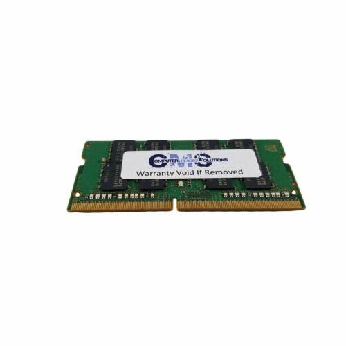 1x16GB 16GB RAM Memory 4 Lenovo ThinkPad T470p C107