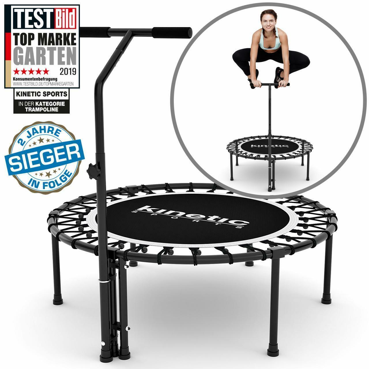 Trampolino Elastico per Fitness 100cm Tapetto Palestra Interno tuttienamento gratuito