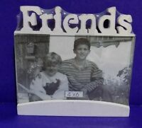 Friends Carved Wooden Picture Frame