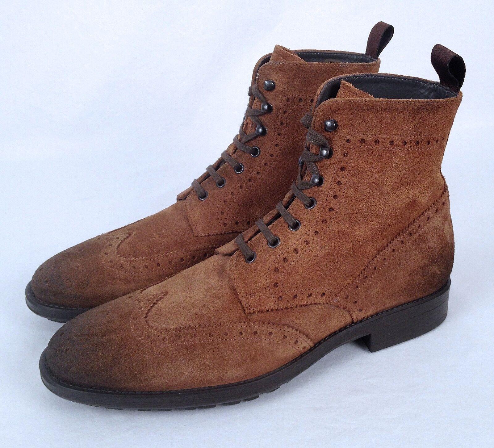 To Boot New York 'Brennan' Wingtip Boot- Light Brown- Size 15 M-   (B31)
