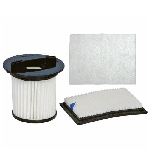 SET 3tlg Filter Staubsauger Original Dirt Devil 2725001 für Centrino 3.1 Popster