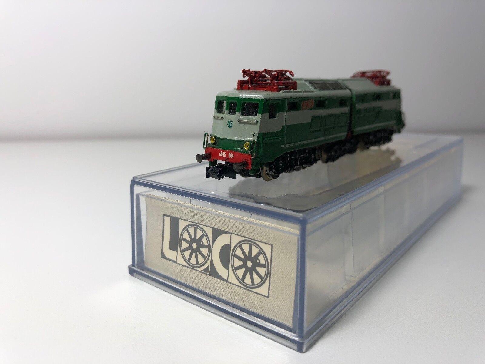LoCo E645 034 italienische E-Lok der FS OVP