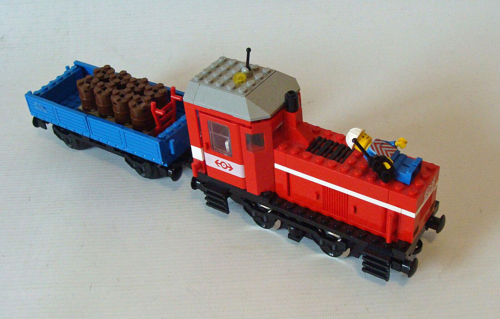 Lego® 4563 - Load and Haul Railroad Eisenbahn 8+ Gebraucht Used