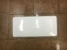 Crane  222 White Toilet Tank Lid Big 222 on bottom  17C