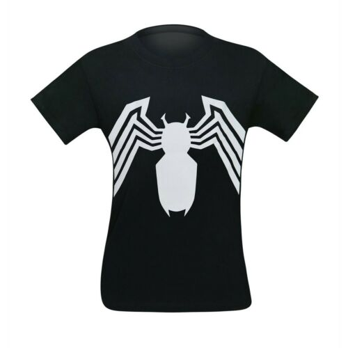 Spider-Man Venom Short Sleeve T-Shirt Black