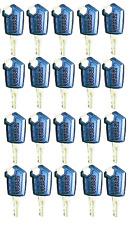 20 Ignition Keys For Cat Caterpillar Heavy Construction Equipment 5p8500