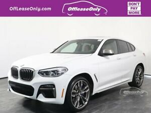 2020 BMW X4 M40i Coupe xDrive AWD