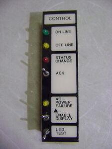 SIMPLEX-FIRE-ALARM-CONTROLLER-BOARD-562-210-CONTROL-INTERFACE-MODULE-SWITCH-LED