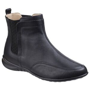 3cf28c2873 Hush Puppies Lindsi Bria Bottines Femmes Cuir Chelsea Chaussures ...