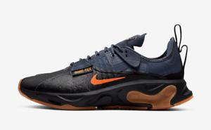 Deslumbrante refrigerador paso  Nike React Type GTX Gore Tex Sneakers WaterProof Black | eBay