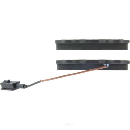 Disc Brake Pad Set Rear Centric 104.10532