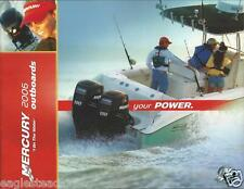 Boat Motor Brochure - Mercury - Outboard Product Line Overview - 2006  (SH47)